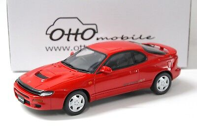 1:18 OTTO Toyota Celica GT Four ST185 Coupe 1991 red NEW bei PREMIUM-MODELCARS