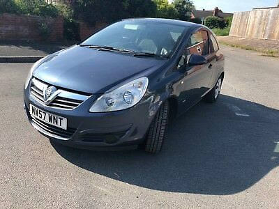 2008 Vauxhall Corsa 12 months Mot,starts and drive very well,clean condition!!!