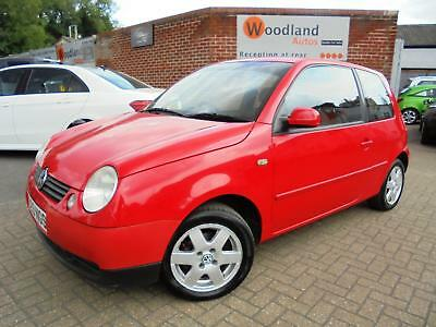 Volkswagen Lupo 1.4 1999MY S AUTOMATIC. MOT to Feb 2019