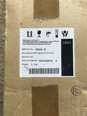 IMO Jaguar Variable Frequency Drive 2.2Kw 3Phase 400v 5.5Amp Constant Torque