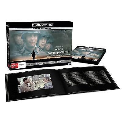 Saving Private Ryan Collector's Set (4K Ultra HD/ Blu-Ray)(Region B) New Release