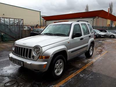 2007 JEEP CHEROKEE 2.8ltr CRD 4x4 Sport 5dr DIESEL AUTO Leather seats.