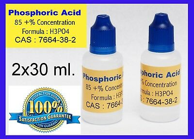 2 Oz.    Phosphoric Acid    85 %    FLUX