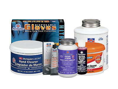 Permatex anti-corrosion lubricants and pastes for brake and engine lubricants