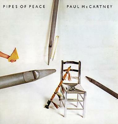 Pipes Of Peace Paul McCartney and Wings vinyl LP album record UK PCTC1652301