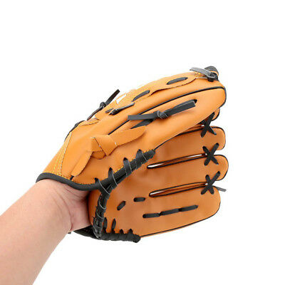 1pc PVC Glove Baseball Left Hand Practice Softball Equipment Outdoor Sports