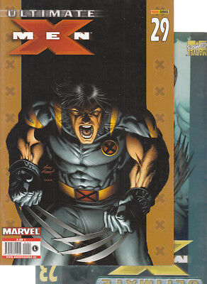 ULTIMATE  X-MEN:  Nºs   23.   29.    ( LOTE 2 NUMEROS)  EDITORIAL  PANINI.