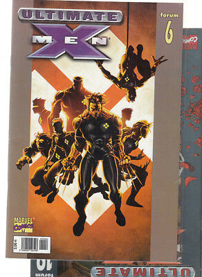 ULTIMATE  X-MEN:  Nºs  6.   19 .   ( LOTE 2 NUMEROS)  EDITORIAL  PANINI.