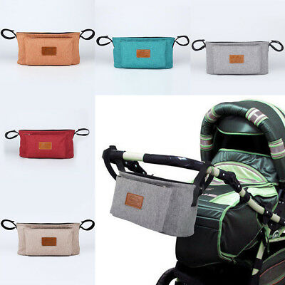 Baby Pram Organizer Bottle Cup Holder Stroller Caddy Holder Accessories Bottle