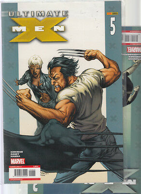 ULTIMATE  X-MEN: VOL. 2  Nºs  3. 5     ( LOTE 2 NUMEROS)  EDITORIAL  PANINI.