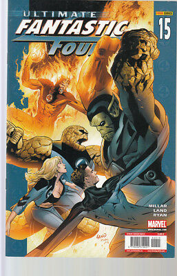 ULTIMATE FANTASTIC FOUR : Nºs   15   ( LOTE 1 NUMEROS)  EDITORIAL  PANINI...
