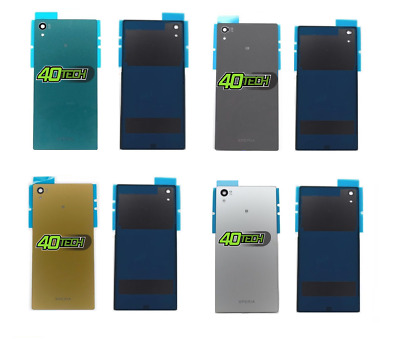 Replacement Sony Xperia Z5 E6603 E6653 Battery Back Cover Rear Glass Adhesive