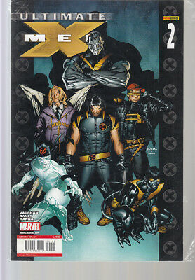 Ultimate X-Men : Vo.2   Nº  2   Editorial  Panini...