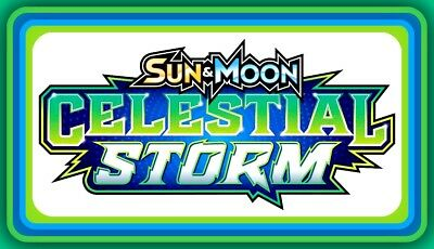Sun & Moon CELESTIAL STORM ~ Booster Code Cards ~ Pokemon Online TCGO SM7 Codes