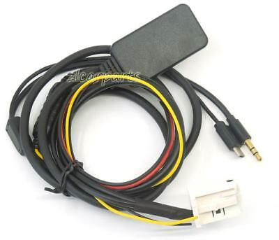 BLUETOOTH ADAPTER ANDROID Charge AUX 3 5mm Jack Cable For BMW E60 E63 E64  E61