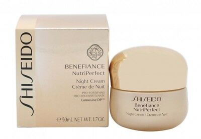 Shiseido Benefiance Nutri Perfect Night Cream - Women's For Her. New