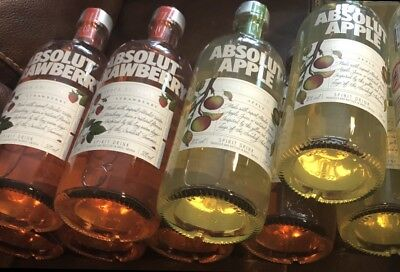 Absolut vodka JUICE edition UK exclusive