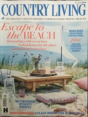 Country Living Magazine July 2018
