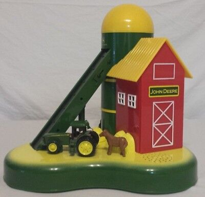 John Deere Action Coin Sorter Bank with Certificate of Authenticity Rare