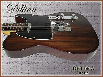 Dillion Rosewood Tel-e - Right OR left hand - NO ONE makes them better  !!
