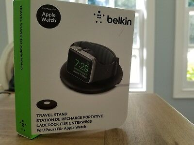 NEW Belkin Apple Watch Travel Charging Stand for Apple Watch