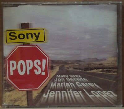 MARIAH CAREY LARA FABIAN SAVAGE GARDEN JESSICA SIMPSON PROMO Single CD BRAZIL