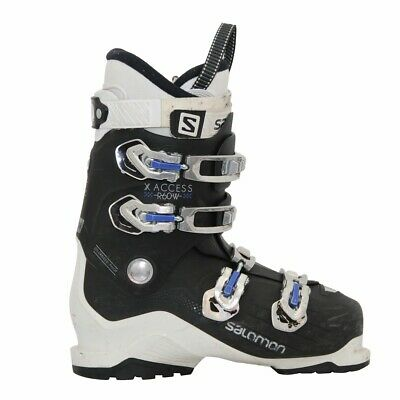 Chaussure de ski Occasion Salomon quest access w noir/blanc