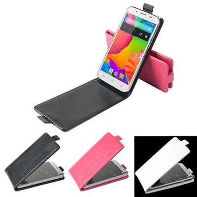 Up-Down Flip Leather Protective Case Cover for Catee GT400