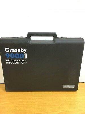 Graseby 9000 Series Ambulatory Infusion Pump X158