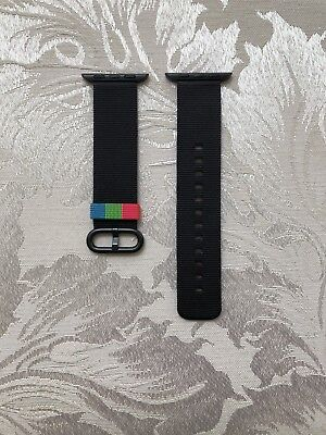 *Rare* Employee Exclusive 2018 Close Your Ring Apple Watch 38mm Black Band