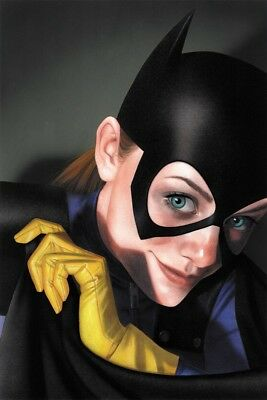 BATGIRL #25 MIDDLETON VARIANT DC Comics NM Presale 8/14/2018