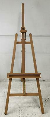 Adjustable Wood Artist Easel Lot 2315