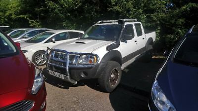 Nissan navara d22 (reconditioned engine fitted)