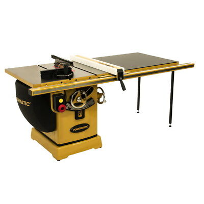 "Powermatic 2000B table saw - 3HP 1PH 230V 50"" Rip Fence PM23150K"