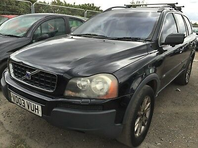 03 Volvo Xc90 2.4 D5 Se 7 Seats, Leather, Climate, Sunroof Horrible Car