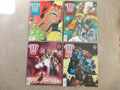 Best of 2000AD Monthly 67, 68, 69 & 70