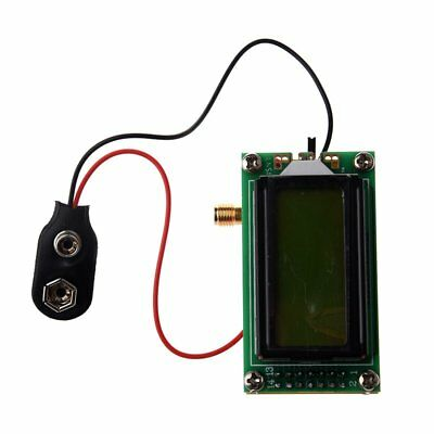 High Accuracy 1-500MHz Frequency Counter Tester Measurement Meter I7Y8