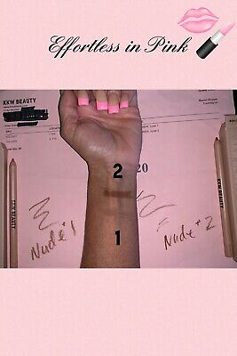 KKW Beauty Nude 1,1.5 & Nude 2  Lip liners You Choose*100% Authentic W/receipt