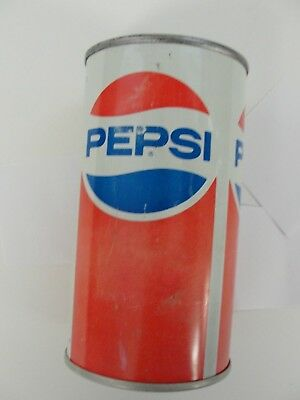 Vintage Pepsi Cola Vintage Error Can, With Opening On The Bottom, Never Opened