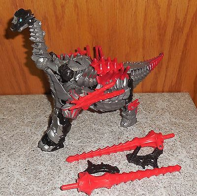 Transformers Age Of Extinction SLOG Complete Voyager Dinobot AOE