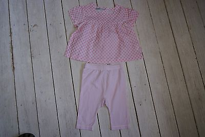**£** belle tunique et leggings  PREMAMAN 12m