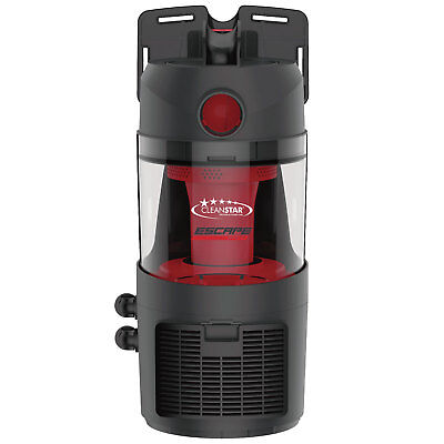 CLEANSTAR Escape Power Cyclonic Bagless Backpack Vacuum Cleaner -HEPA Filtration