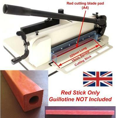 """12"""" Heavy Duty A4 Paper Page Guillotine Cutter Trimmer Machine Blade Pad"""