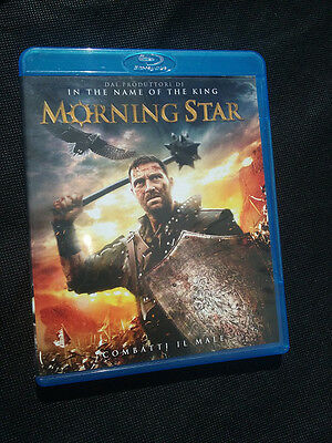 cofanetto+blu ray nuovo film blr Morning-Star - Knight of the Witch