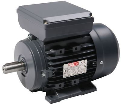 2.2 KW, 3 HP Single Phase Electric Motor 240V 2800 RPM 2.2KW/3HP 2 Pole NEW!!