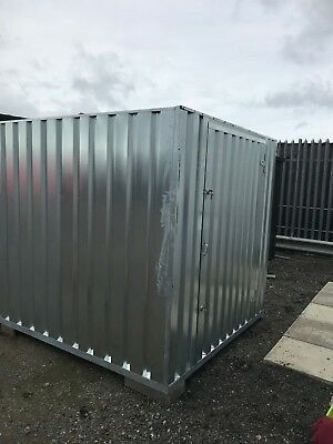 4M X 2M (Approx.) Flat Pack Storage Containers-County Durham **£1,320+Vat**