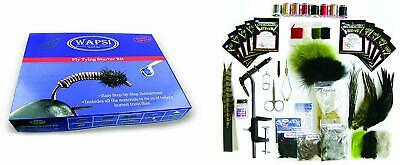 Wapsi Fly Tying Starter Kit BRAND NEW @ Ottos Tackle World