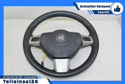 Opel Astra H Zafira B Volant Airbag Volant avec Airbag 13251121 Complet Tâtonner
