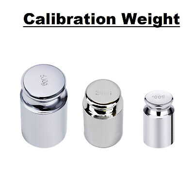 Precision Calibration Weight Scale Checking Accuracy of Pocket and Digital Scale