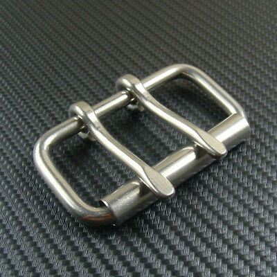 Stainless Steel Two Pins Belt Buckle Men s Belt Buckles for 2.36